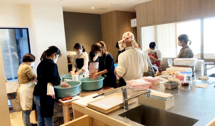 ハッピー太郎こと、池島幸太郎さんの「お味噌講習会」