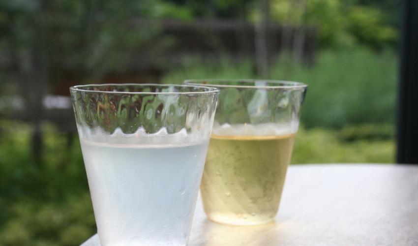 毎日の1杯に、麹水。